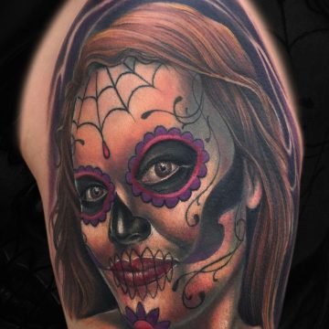 Color-DayoftheDead-Woman-Shoulder-JAdkins